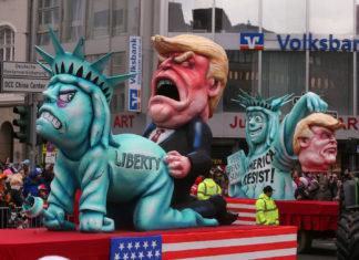 Trump Fucks Democracy and Liberty