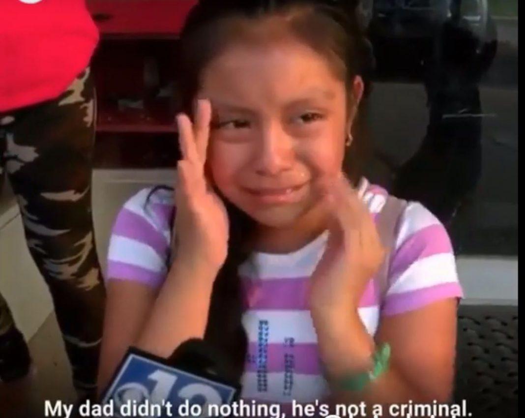 11-year-old Magdalena Gomez Gregorio