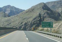 Momentary Waylaid on I-15
