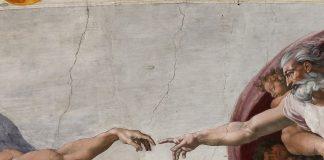 God and Adam