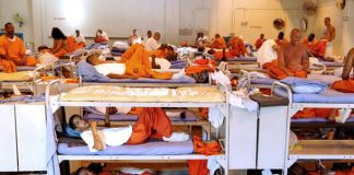 Overcrowding in US Prisions