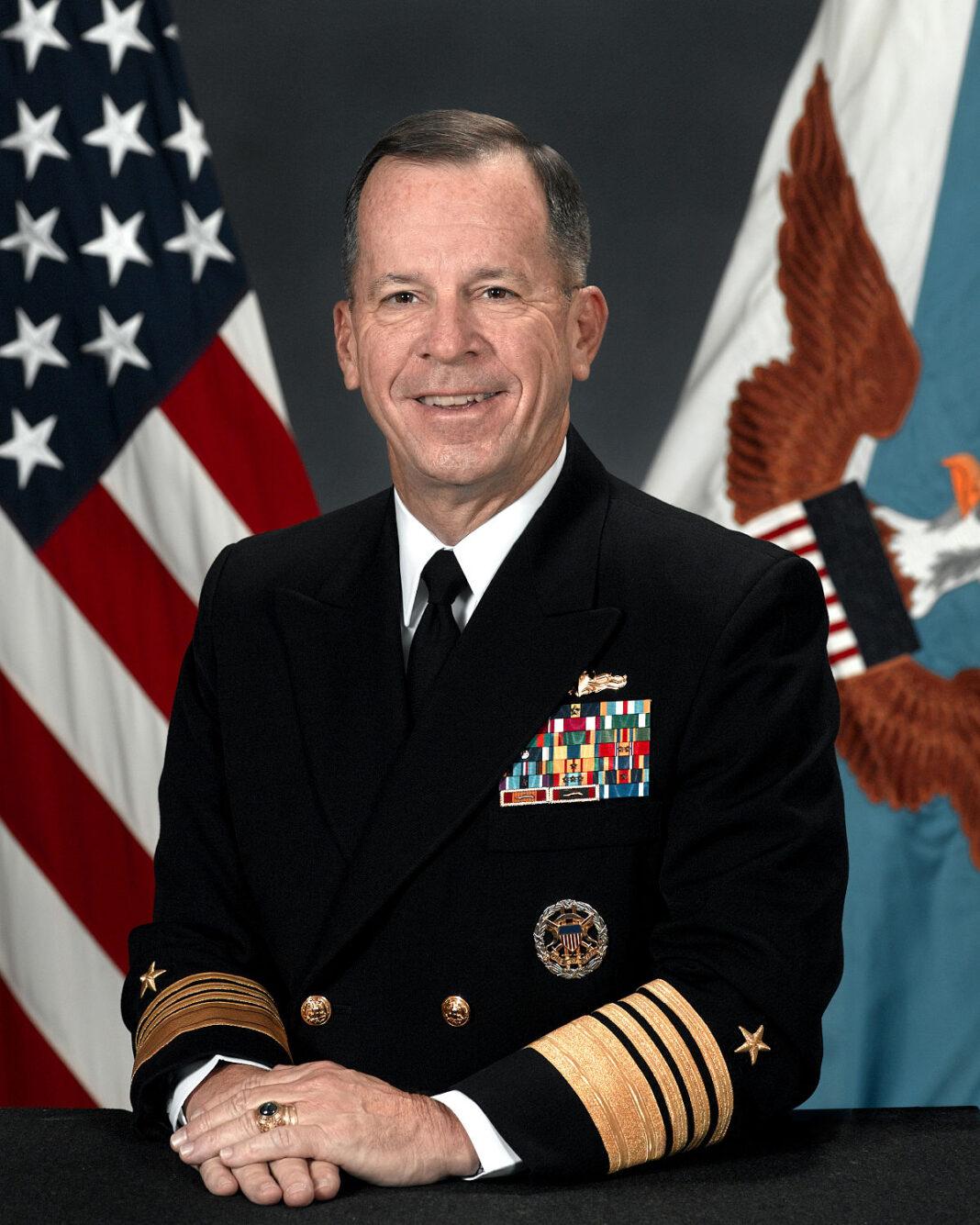 Admiral Michael Mullen