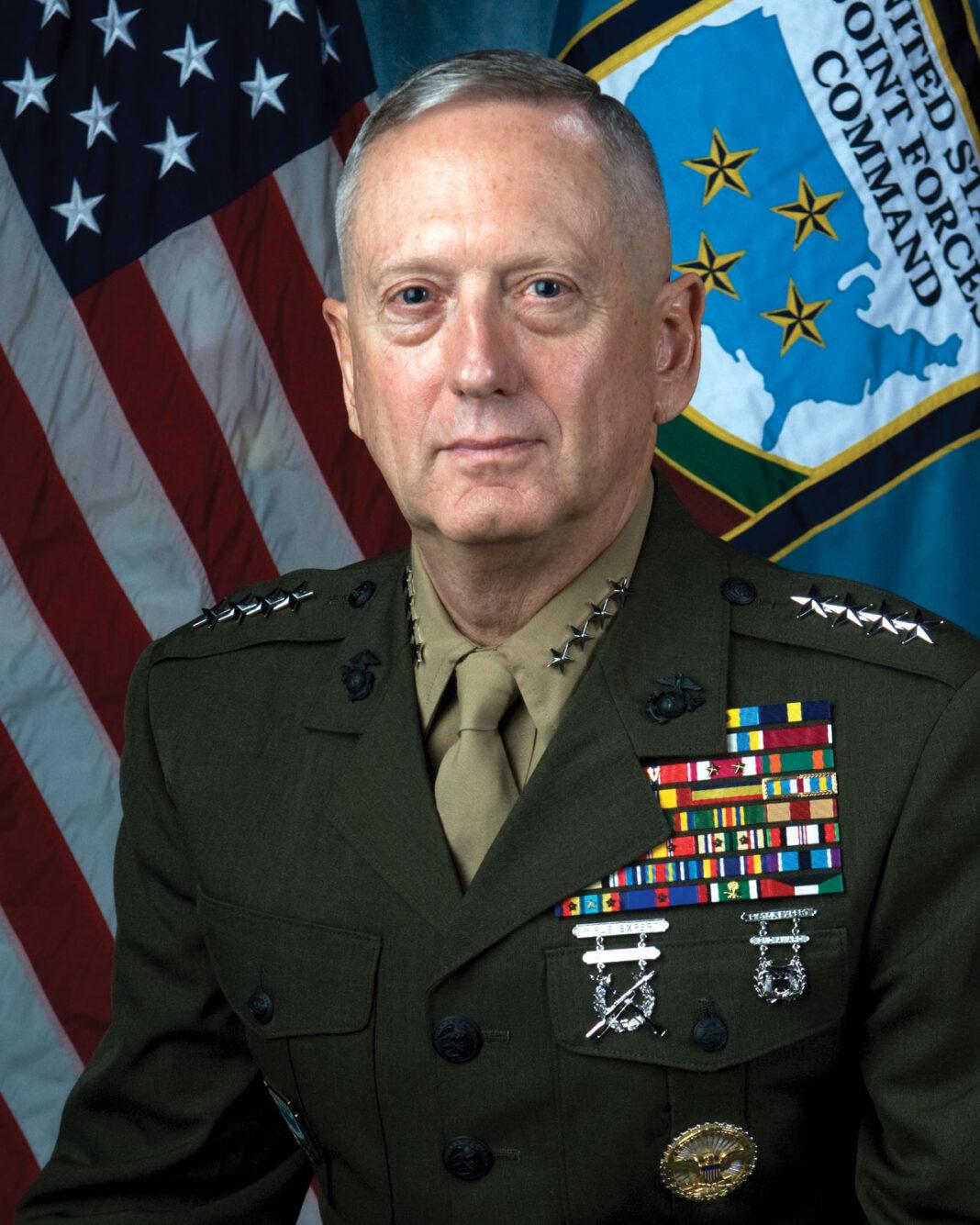 James Mattis