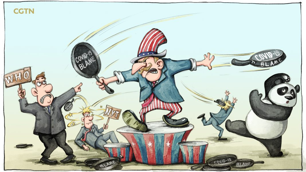 Uncle Sam and COVID-19
